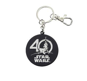 Star Wars- Logo 40 aniversario llavero (SD Toys SDTSDT20320 ...