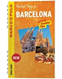 Barcelona Marco Polo Travel Guide - with pull out map (Marco Polo Spiral Guides) (Marco Polo Spiral Travel Guides)