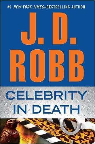 Book Celebrity in Death (Wheeler Publishing Large Print)