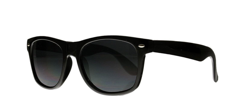 Retro Wayfarer Sonnenbrillen Nerd Brille verschiedenen Farben ...