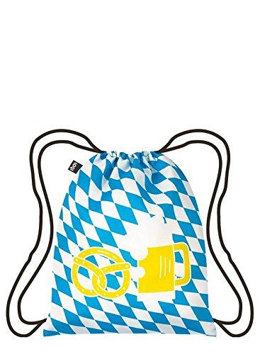 LOQI Backpack TRAVEL Pretzel 461X7YALKW