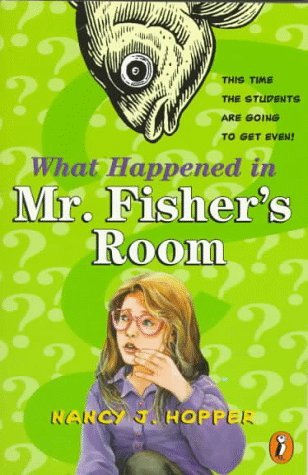 What Happened in Mr. Fisher's Room by Hooper Nancy J. (1998-01-01) Mass Market Paperback