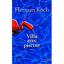 Villa avec piscine (Hors collection) (French Edition)