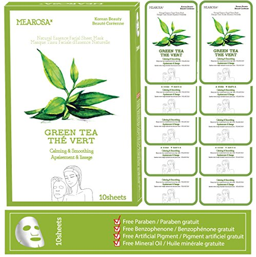 Green Skin Care Products - 1