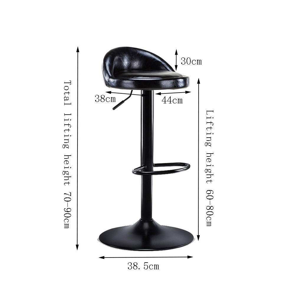 Amazon.com: AGLZWY Bar Stools Counter Stool Chair Lift ...
