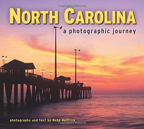 Home to daring pirates, stubborn rebels, and brave immigrants, North Carolina is a state worth celebrating. Helfrick's color images take you on a journey from Albemarle and Pamlico Sounds to the Blue Ridge and Great Smoky Mountains, from the elegant ...