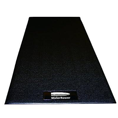 Floor Protecting Mat for WaterRower Rowing Machine, 7.5-Feet, PVC Foam