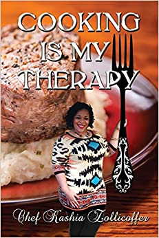 Book Cooking is My Therapy
