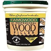 Famowood Water Based Wood Filler Golden Oak 1 Pint by FamoWood