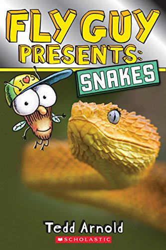 Fly Guy Presents: Snakes (Scholastic Reader, Level 2) (Level Fly 2 Guy)