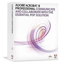 Adobe Acrobat Professional 8.0[OLD VERSION]