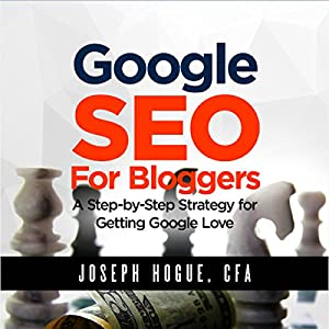 Google SEO for Bloggers Audiobook