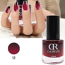 12ml Temperature Control Nail Oil 26 Color