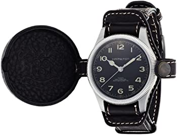Hamilton Khaki Field Pioneer Black Dial Men's watch