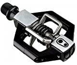 Crank Brothers Candy 3 Hangtag Bike Pedal, Black