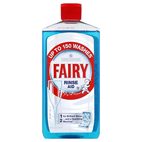 Fairy Rinse Aid (475ml) - Pack of 6 by Fairy