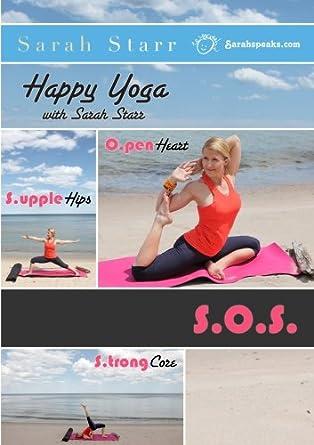 Happy Yoga with Sarah Starr S.O.S.: Amazon.es: Cine y Series TV