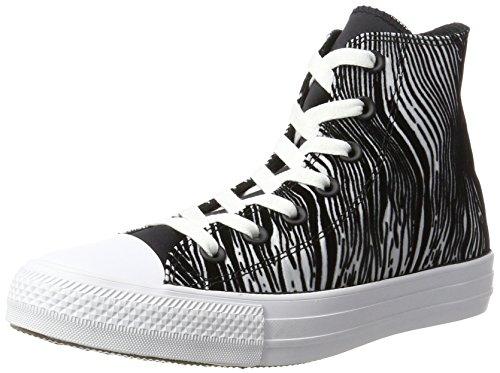 Chuck White Hohe Mehrfarbig Sneaker Star Converse Taylor All Black Damen White ZAWTBwwqU