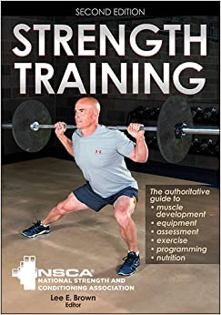 Book Strength Training 2nd Edition