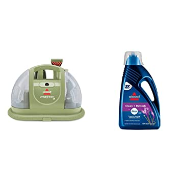 Miraculous Bissell Multi Purpose Portable Carpet And Upholstery Cleaner 1400B Deepclean Refresh With Febreze Freshness Spring Renewal Formula 1052A 60 Pabps2019 Chair Design Images Pabps2019Com