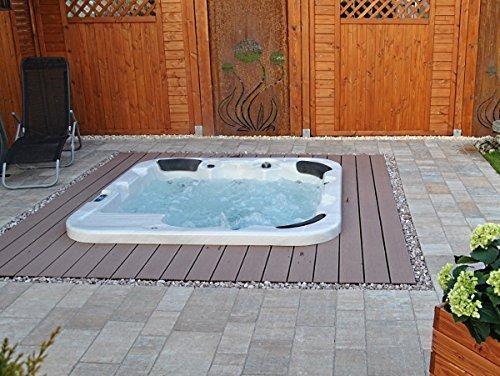 Bañera de hidromasaje Venecia