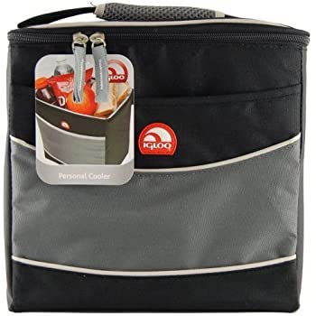 Amazon Com Igloo Soft Sided Insulated Cooler Lunch Bag
