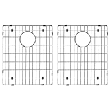 Transolid TSGRDE Stainless Steel Sink Grid Set for RTDE3322 and RUDE3118 Transolid Granite Kitchen Sinks