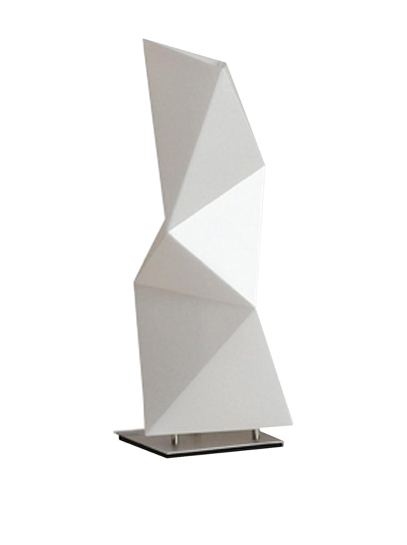 Slamp Diamond Diamond Diamond Stehleuchte, weiß, Höhe 45 cm 6ce1bf