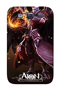 Premium Snap-on Aion - The Tower Of Eternity Case For Galaxy S3 Series