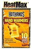HotHands by HeatMax Hand Warmers 120 Pairs Bulk Packed 10 Hours Heat