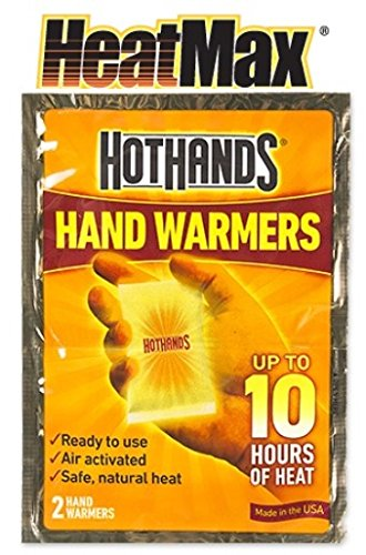 HotHands by HeatMax Hand Warmers 120 Pairs Bulk Packed 10 Hours Heat by HotHands