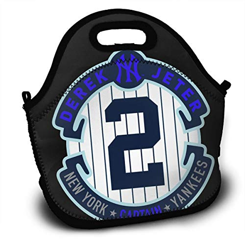 (K1DUVXF Derek #2 Player Jeter Home Handbag For Young And Old Women One Size Black)