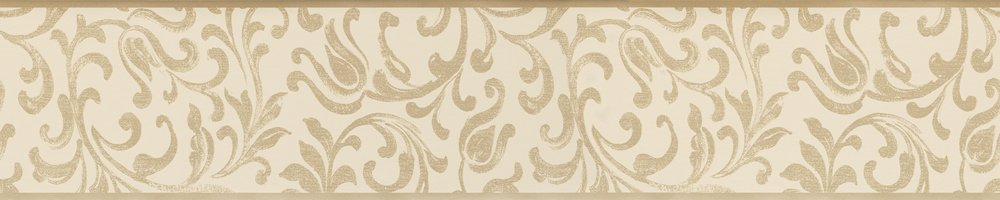 Stick Ups border - material: self-adhesive border - color: beige, brown - article no. 7690-5529 n.a. 9055-29