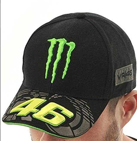 Gorra Monster Energy Valentino Rossi VR46 moto GP 2016 Official ...