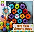 ALEX Toys ALEX Jr. Tots First Chunky Pegs