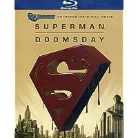 Superman: Doomsday [Blu-ray] [Importado]