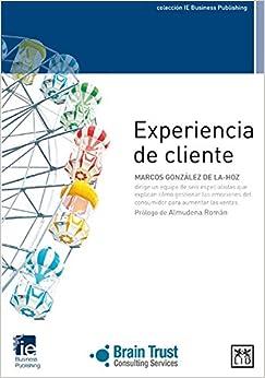 Experiencia de Cliente (IE Business Publishing)