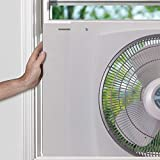 "Lasko 16"" Electrically Reversible Window Fan with"