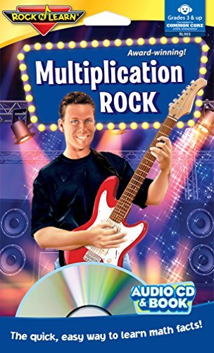 Rock N Learn: Addition and Subtraction Rock by Various Artists (1996-01-01) (Rock N Learn Addition And Subtraction Rock)