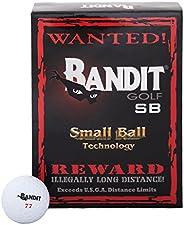 Bandit SB Golf Balls - Dozen