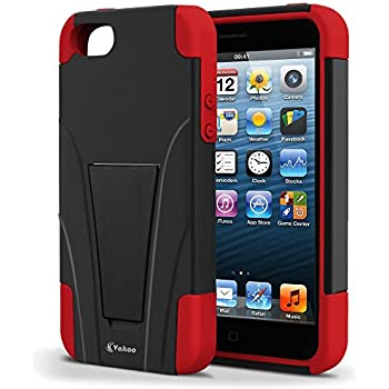 Vakoo BX HQ1J EO7L02 IPhone 5S 5 Case Shield Series Dual Layer Defender
