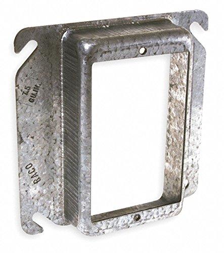 Plaster Ring, 4 X 4 In ()