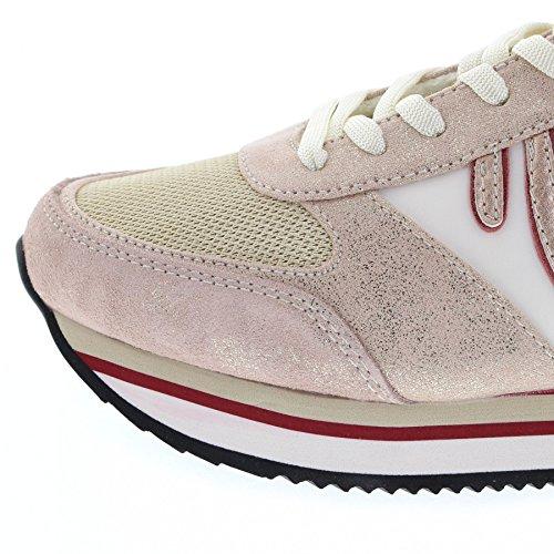 Platino Low Fashion Fb Donna top Boots 6zfPxZwq8A