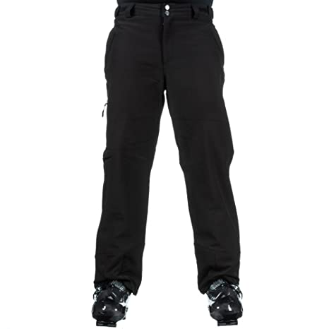 5e6b5db666 Amazon.com   CB Sports Mens Soft Shell Pants - X-Large Black ...