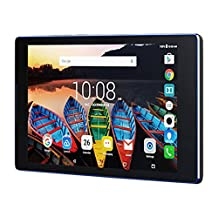 """Lenovo Tab3 8"""" 16GB Android 6.0 Tablet with Quad-Core Processor - Black"""