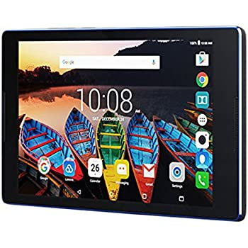 Lenovo Tab 3 8, 8'' HD IPS Tablet (MediaTek 1.0 GHz Quad-Core, 1GB, 16GB, Android 6.0), Black ZA170001US