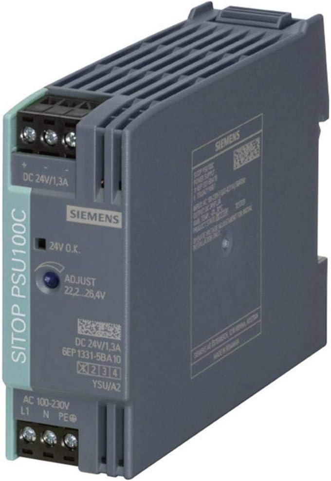 Siemens sitop Power - Fuente alimentación sitop psu100c 24v/1,3a 120-230v