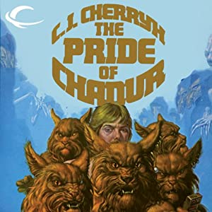 The Pride of Chanur Hörbuch