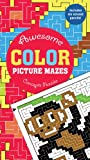 Awesome Color Picture Mazes, Conceptis Puzzles, 1402763174