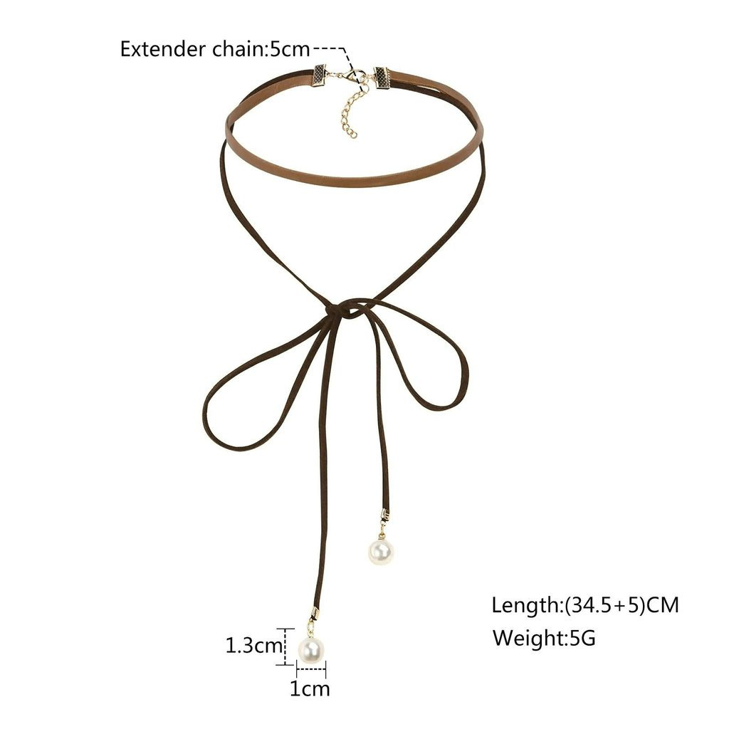 Beydodo Collar de Mujer Acero Inoxidable Choker Collares para ...